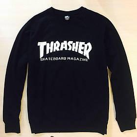 Thrasher Skateboard • Женский топовый свитшот • Ориг. бирки Трешер