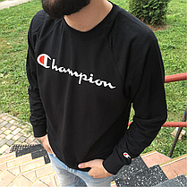 Champion свитшот • Фотки живые • Свитшот мужской с бирками, фото 3