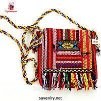 Жіноча сумка в карпатському стилі