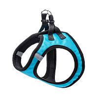 Шлея для собак Xiaomi JORDAN & JUDY Harness for Dogs Size S (PE073) Blue