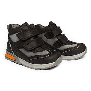 Демисезонные ботинки для мальчика, размеры 22, 23, 25