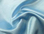 Заготовки на голубом креп-сатине