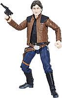 Фигурка Хан Соло Звездные Войны (Star Wars The Black Series Han Solo 6-inch Figure)