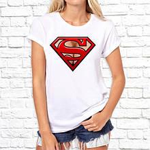 """Женская футболка с принтом """"S"""" Push IT"""