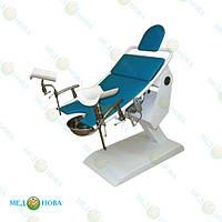 Кресло гинекологическое с электроприводом КГ-3Э (кресло гинеколога смотровое) Завет