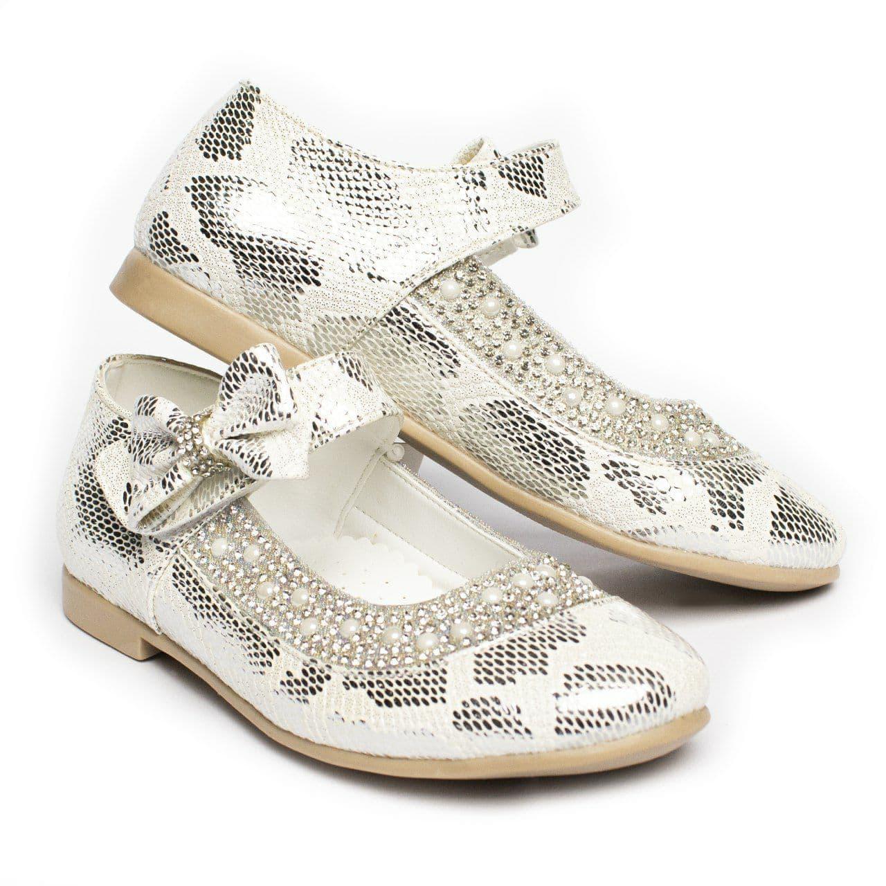 Нарядные туфли для девочки, размеры 26, 27