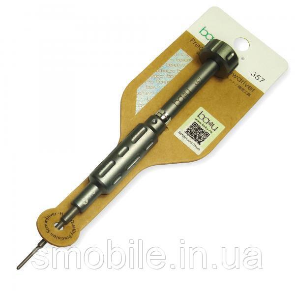 Baku (tools) Викрутка Baku 357 хрестоподібна PH000 1.5 мм