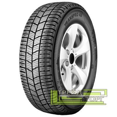 Всесезонная шина Kleber Transpro 4S 215/60 R16C 103/101T