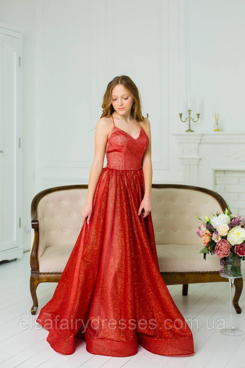 """Модель """"SOLEY"""" - вечірня сукня / вечерние платья"""