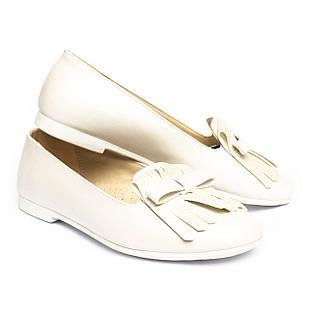 Туфлі для дівчинки, білі, розміри 31, 32, 33, 34, 35, 36