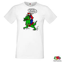 """Мужская футболка Push IT с принтом Бородач на драконе """"Тагил рулит!"""" Push IT"""