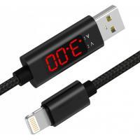 Дата кабель USB 2.0 AM to Lightning 1.0m display XoKo (SC-150i)