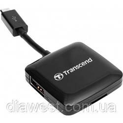 Зчитувач флеш-карт Transcend TS-RDP9K