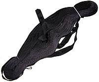 Тесьма брючная (15мм/25м) черная, фото 1