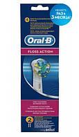 Змінні насадки для електричних зубних щіток Oral-B Floss Action EB25 2 шт