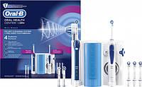 Зубний Центр Oral-B Professional Сare Oxyjet + Електрична Зубна Щітка
