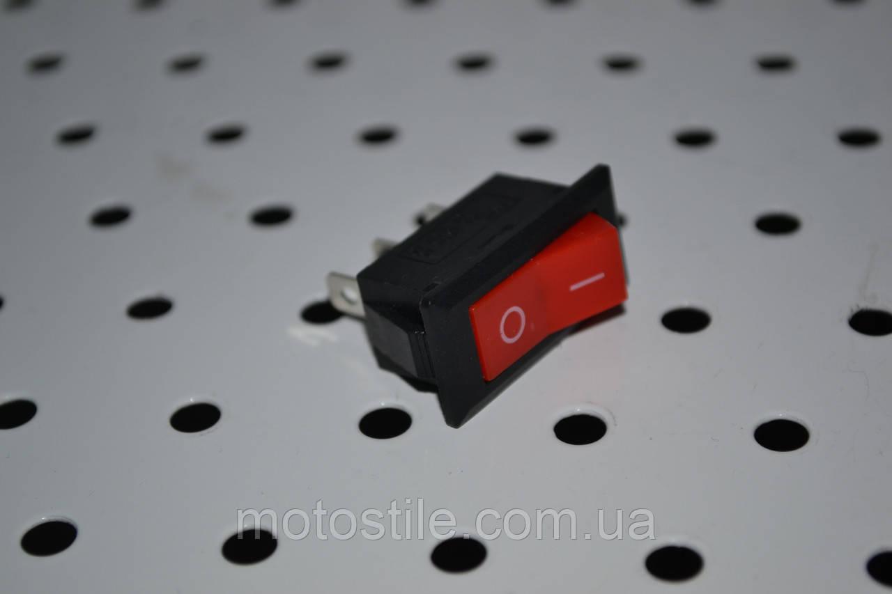 Кнопка стопа бензопилы Partner 350