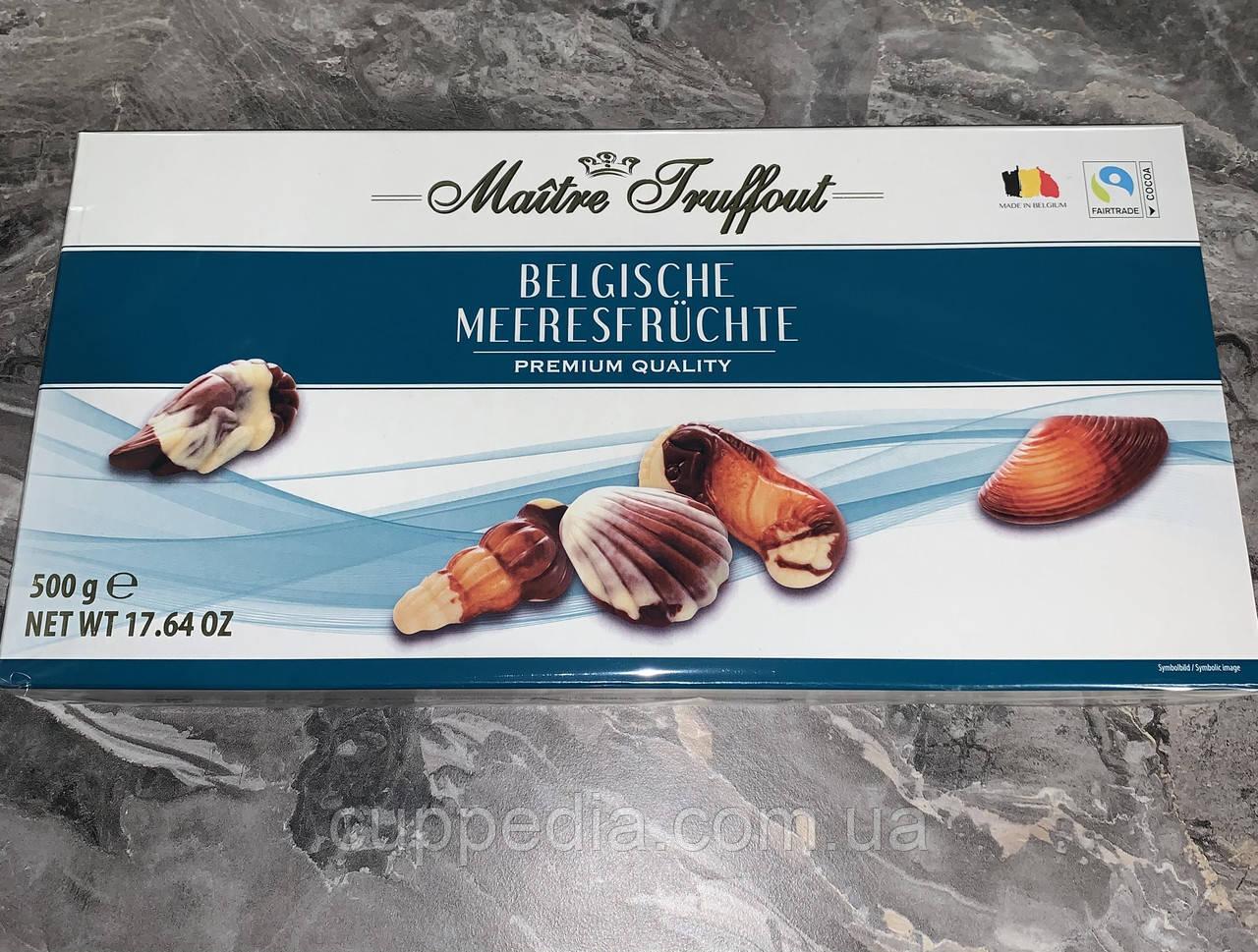 """Конфеты Maitre Truffour """"Дары моря"""" с начинкой пралине 500 грм"""
