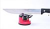 Точилка для ножей Knife Красный с черным (11746), фото 2