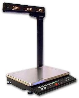 Весы торговые электронные МК-15.2-ТВ20