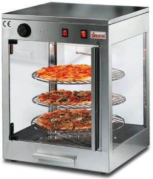 Тепловая витрина для пиццы SIRMAN VETRINETTA D42