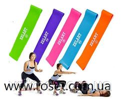 Набор фитнес резинок (ленты сопротивления) 5 шт. Zelart