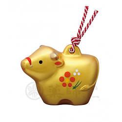 Коровка-колокольчик золотой