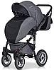 Дитяча універсальна коляска 2 в 1 Riko Brano 01 Carbon, фото 6