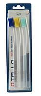 Набір зубних щіток Tello 4920 Soft Trio 3 шт.