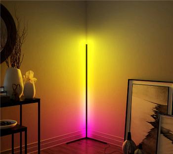 Напольный LED Светильник угловой 1,6 м