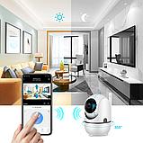 Wi-fi IP-Камера Відеоспостереження зі смартфона Відеоняня Cloud storage AP-288ZD + Безкоштовна доставка, фото 6