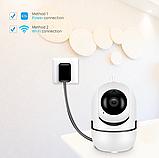 Wi-fi IP-Камера Відеоспостереження зі смартфона Відеоняня Cloud storage AP-288ZD + Безкоштовна доставка, фото 8