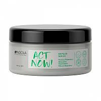 Boccтaнaвливaющая маска для волос Indola Act Now Repair Mask, 200 мл