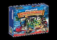"""Різдвяний календар """"Пошук скарбів в піратській затоці"""" Playmobil 70322"""