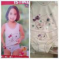 Комплект детского белья для девочки, фото 1