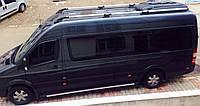 Продольные рейлинги ОРИГИНАЛ  Mercedes Sprinter W906 2006+ г.в.