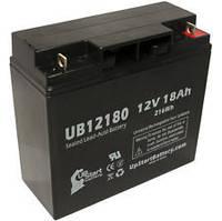 Гелевый аккумулятор UKC 12V / 18A