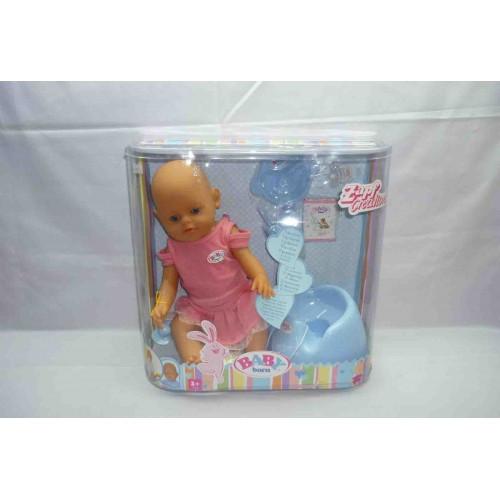 Кукла Baby Born (Бейби Борн) с аксессуарами