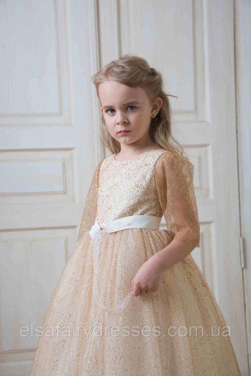 "Модель ""МІЛЕДІ"" - пишна сукня / пышное платье"