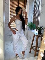Женский костюм с боди и штанами tez6610913Е, фото 1