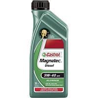 Масло моторное Масло Castrol Magnatec Diesel 5W-40 DPF Великобритания ( Синтетика 1Л )