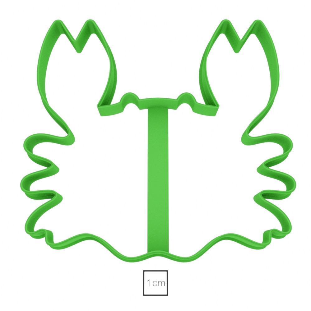 Висічка для пряників у вигляді Раку, як знаку Зодіаку