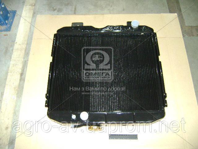 Радиатор вод. охлажд. (3205-1301010-01) ПАЗ-3205 (3-х рядн.) (пр-во ШААЗ)