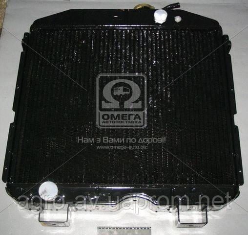 Радиатор вод. охлажд. (3205-1301010) ПАЗ-3205 (4-х рядн.) (пр-во ШААЗ)