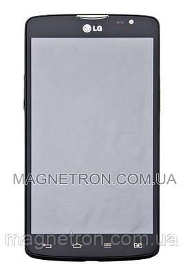 Дисплей с тачскрином и корпусом для телефона LG D385 L80
