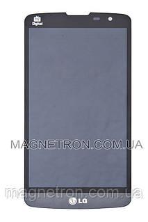 Дисплей с тачскрином для мобильного телефона LG D380 L80 L Bello