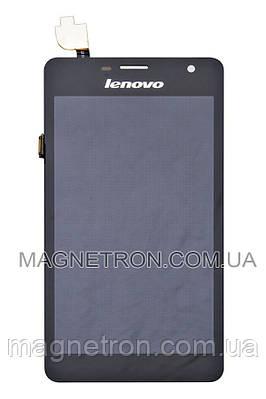 Дисплей с тачскрином #BTL507212-W575L для мобильного телефона Lenovo K860
