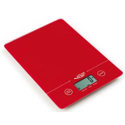 Весы кухонные Adler AD 3138 red