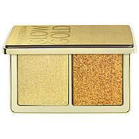 Палетка хайлайтеров Natasha Denona Glow Gold Highlight Duo 7 г, фото 1