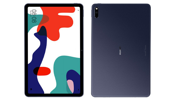 """Планшет Huawei  MatePad 4/64 Gb Gray Kirin 810 7250 мАч 10.4 """""""